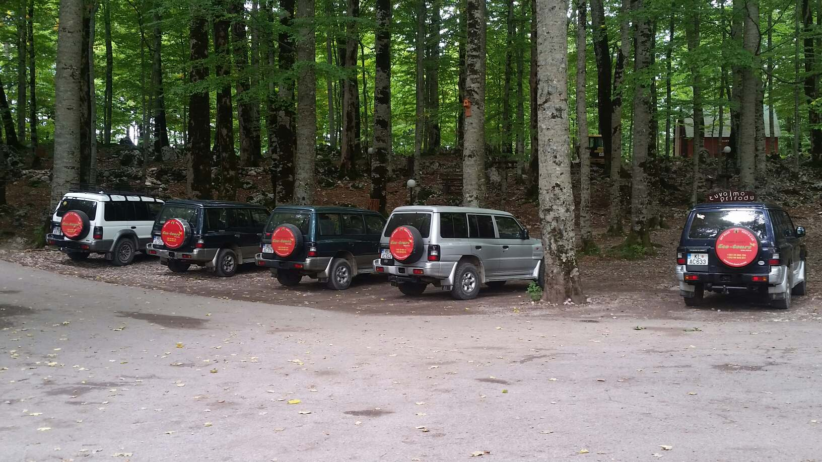 Jeep Tour To Bjelasica Ring