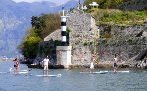 Paddling Tour At Kotor Bay Packages