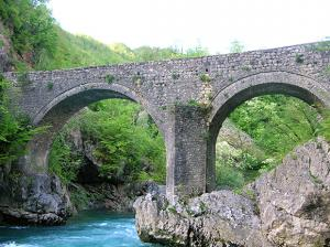 Visit To The Monastery Moraca And Danilo Bridge Tour Packages